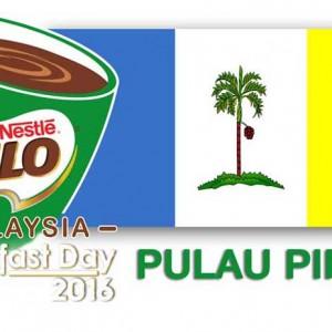 Milo Breakfast Day Pulau Pinang 2016