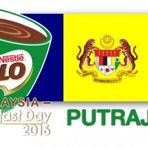 Milo Breakfast Day Putrajaya 2016