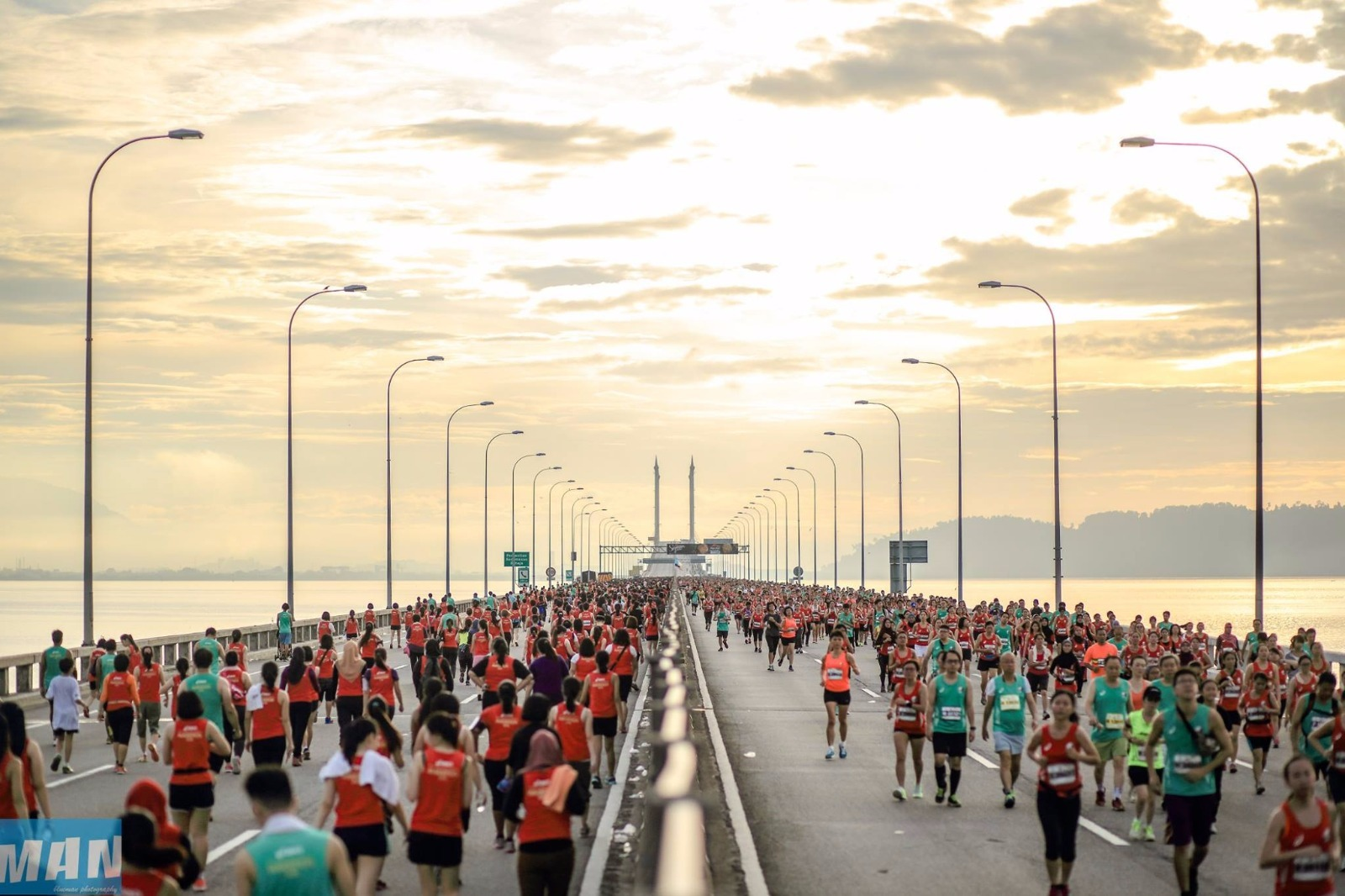 Photo Credit: Asics Penang Bridge International Marathon