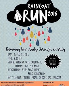 Raincoat Run 2016