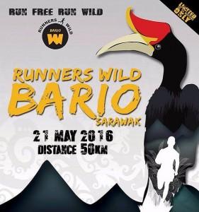 Runners Wild – Bario Sarawak 2016