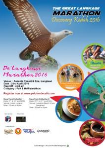 The Great Langkawi Marathon 2016
