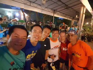 L-R : Foo Yat Sun, Jeremy Lee, myself, Yeow Lai Boon, Karl, Nel