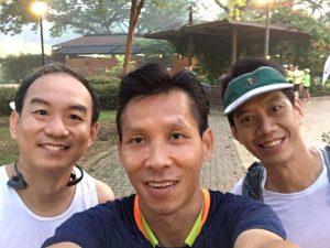 Chen Phan Yeeh (L), Chung Kit Szeto (R)