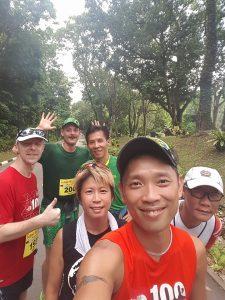 Front-Back, L-R : Alex Quek, Ashelyn Lee, Daniel Ong, Karl, Travis, & myself