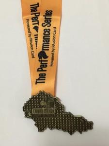 Finisher Medal #1.