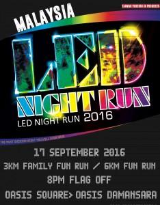 LED Night Run 2016