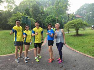 Warriors Running Club photo