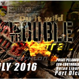 Double Trouble X-Trail Duathlon 2016