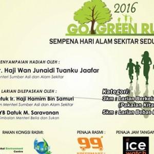 Go Green Run 2016