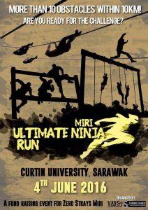Miri Ultimate Ninja Run 2016