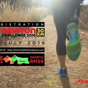 Newton Challenge 2016 – 30km & 15km