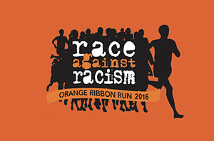 Orange Ribbon Run: Race Against Racism 2016