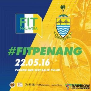 Fit Malaysia – FM Run P. Pinang 2016