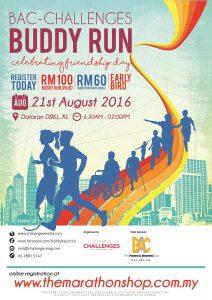 Challenges Buddy Run 2016
