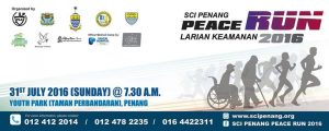 SCI Penang Peace Race 2016