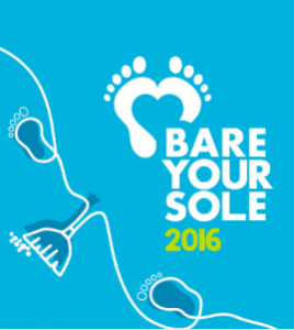 Bare Your Sole Walk 2016