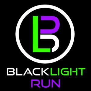 Blacklight Run Singapore logo