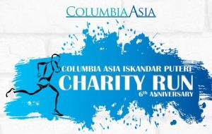 Columbia Asia Iskandar Puteri 6th Anniversary Charity Run