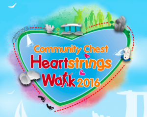 Community Chest Heartstrings Walk 2016