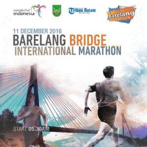Barelang Bridge International Marathon 2016
