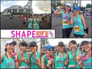 SHAPE Run 03