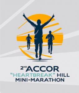 2nd Accor Hotels Heartbreak Hill Mini-Marathon 2016
