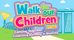 Walk for Our Children 2016