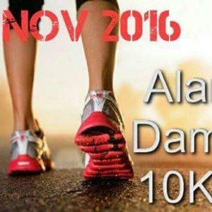 Alam Damai 10km Run 2016