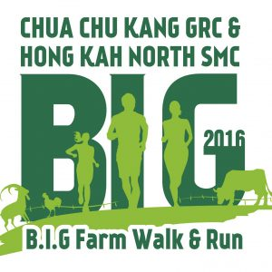 Chua Chu Kang B.I.G. Farm Walk & Run 2016