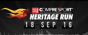 Compressport Heritage Run 2016