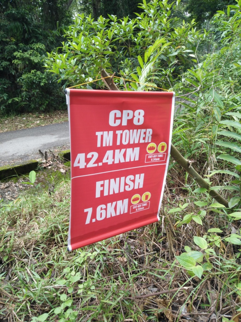 Last 7.6km