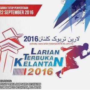 Kelantan Open Race 2016