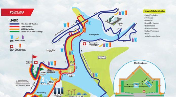 Route Map (SSBRAHM Website)