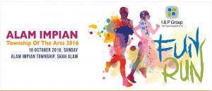 Fun Run Alam Impian 2016