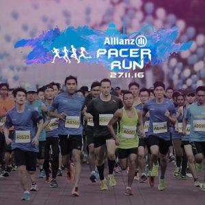 Allianz Pacer Run 2016