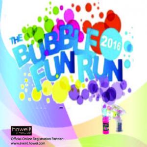 The Bubble Fun Run 2016
