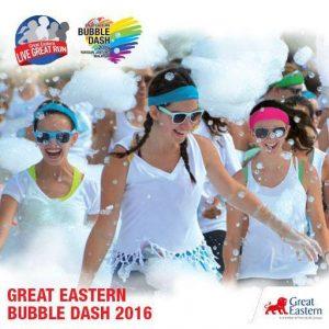 Great Eastern Bubble Dash 2016 – Kuala Lumpur