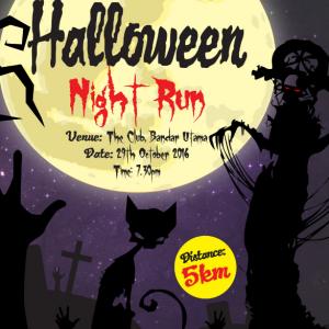 Halloween Night Run 2016