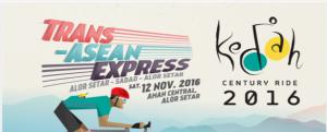 Kedah Century Ride 2016