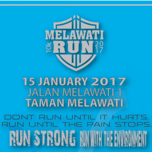 Melawati 10km Run 2017