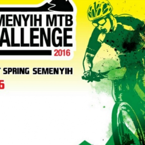 Semenyih MTB Challenge 2016