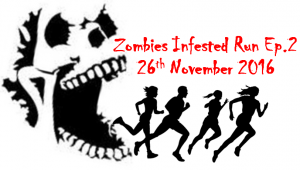 Zombies Infested Run 2016