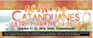 1st Isla ng Catanduanes Ultra Marathon 2016