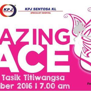 KPJ Sentosa KL PinkSaves The Amazing Race 2016