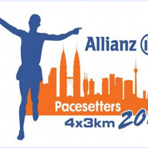 Allianz Pacesetters 4x3km 2016