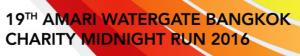 Amari Watergate & BMW Thailand Charity Midnight Run 2016
