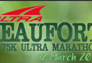 The Beaufort 75k Ultra Marathon 2017