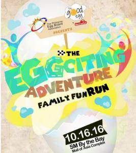 The Eggciting Adventure Family Fun Run 2016