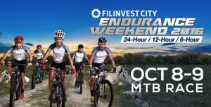 Filinvest City Endurance Weekend 2016